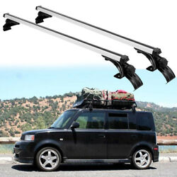 For Scion Xb 2004-2015 43.3 Car Roof Rack Cross Bar Luggage Bicycle Carrier Alu