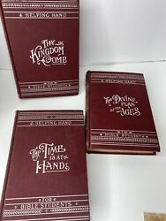 Lot Of 3 A Helping Hand For Bible Students Studies In The Scriptures Books