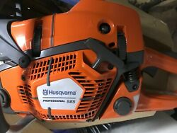 585 Husqvarna New With Box Powerhead Only Free Shipping