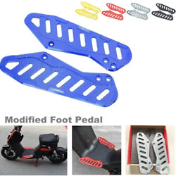 General Cnc Motorcycle Scooter Tripod Foot Pedal Bracket Pedal Pedal Kit