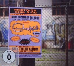 CLUTCH LIVE AT THE 9:30 2PC NEW DVD AU $37.99