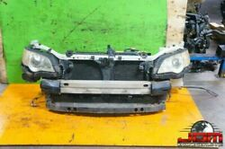 Jdm 2005 2006 2007 Subaru Legacy Gt Front End Nose Cut Radiator Support