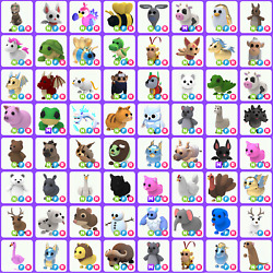 Neon Legedanry | Fly Ride Pets| Mega Neons | Mfr | Nfr | Adopt Your Pet From Me
