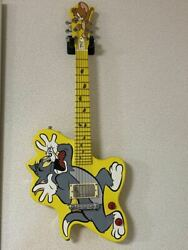 Esp Tom And Jerry Guitar Built-in Speaker Near Mint From Japan Electric Guitar