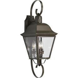 Spark And Spruce 23901-abcb Winona Outdoor Wall Light Antique Bronze