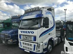 To Fit Volvo Fm Series 2and3 Globetrotter Xl Truck Roof Bar + Beacon + Spot + Horn