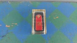 ⭐scarce Ww1 Imperial Germany Shoulder Board Glass Paperweight Ship's Free 😀