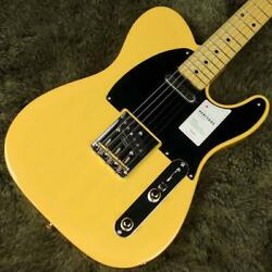 Fendermade In Japan Heritage 50s Telecaster Butterscotch Blonde List No.yg937