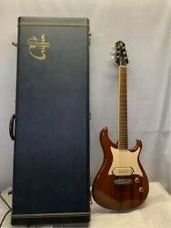 Used Beautiful Madetoorder Product With Electric Guitar Case Giffin Guitars Mo