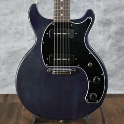 Used Gibson Les Paul Special Tribute Dc Blue Stain Umeda Store List No.rg1313