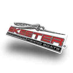 Skeeter - Boat And Truck Vinyl Decal - Multiple Sizes - Decal Logo