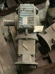 Sew-eurodrive Right Angle Gearbox S87am256 Ratio 20.271 Torque 12600 7