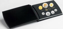 2021 Fine Silver Proof Set Of Coins Rcm 200105 20122