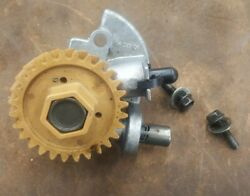 Kohler Command Cv23s-75569 V-twin Cylinder Oil Pump 24-393-53s/ 51s And Screen