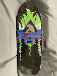 Natas Kaupas Panther W/ Leaves And Pink Rails Skateboard Santa Monica Airlines Sma