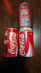 Maniac Patterned Antique Coca-cola Cans