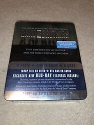 Band Of Brothers Blu-ray Disc 2008 6-disc Set Brand New And Sealed Steelbook