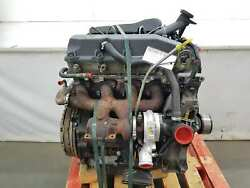 Q2fa Complete Engine Ford Transit Box Open 06 Ft 330 K Cab Single 1293718