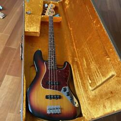 Reference Video Available American Vintage Jazz Bass 62 List No.mg362