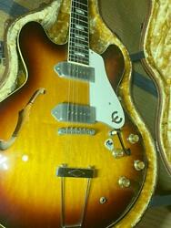 Epiphone Casino Vintage Made In Japan List No.mg1162