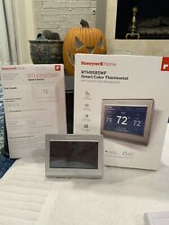 Honeywell Home Rth9585wf1004 Wi-fi Smart Color Thermostat New