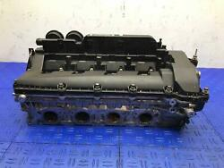 2010 - 2012 Jaguar Xf 5.0l Right Cylinder Head W/valve Cover Flood Recovery