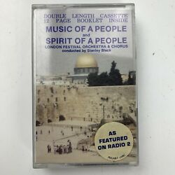 Stanley Black Music of The People Spirit of Cassette