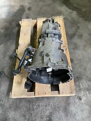 01-06 Bmw E46 M3 S54 Manual Transmission Gearbox + Clutch Pedal Assembly