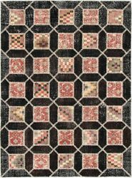 Modern Hand-knotted Carpet 6and03911 X 9and0392 Oriental Wool Area Rug