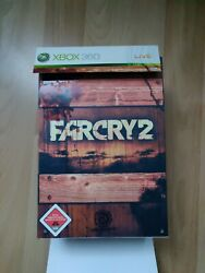 Far Cry 2 Limited Special Edition Xbox 360 Shirt L