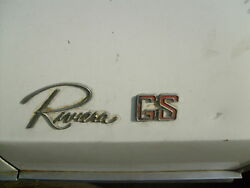 1966 Buick Riviera Parting Out Parts Gs Oem Fenders Bumper Grill Trim Lights
