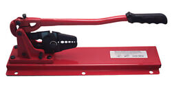High Quality Bench Swager Tool Swages 1/16-3/16 E0115-0600