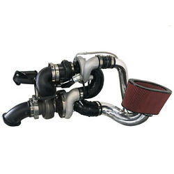 Dps Add A Turbo Compound Towing Twins 2003-2007 Fits Dodge Cummins Stock W/ S475