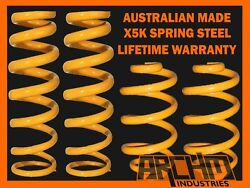 Holden Statesman Hq 1971-1978 Front And Rear 50mm Super Low King Coil Springs