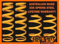 Holden Statesman Hz 1978-1985 Front And Rear 50mm Super Low King Coil Springs