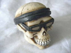New Motorcycle Glasses Biker Punk Gear Shift Shifter Knob Lever Skull