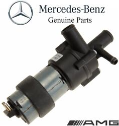 For Mercedes W203 C C209 CLK Climate Control Engine Auxiliary Water Pump GENUINE