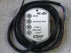 Harley Crane Single Fire Ignition Sands Hi-4n With Coil And Wires And Instructions