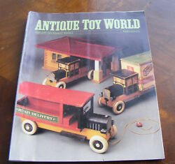 Antique Toy World 1993 Pedal Cars Smithsonian Toy Coll