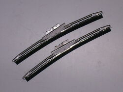 54 55 56 57 58 Willys Wiper Blades Stainless 10 Inch New