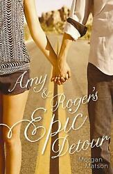 Amy And Rogerand039s Epic Detour By Morgan Matson English Hardcover Book Free Shippin