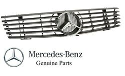 Mercedes R129 SL320 SL500 SL600 500SL 600SL GENUINE Grille Assembly Brand NEW