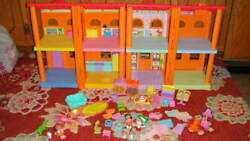 Dora The Explorer Magical Welcome House W/ Acc Figures