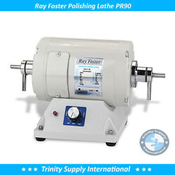 Ray Foster Variable Speed Lathe Pr90 Dental Lab New Made In Usa. The Best Option
