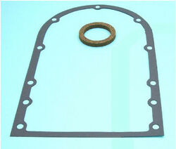 Cadillac/lasalle 322 346 Front Timing Cover Gasket Set Best 1937-1948