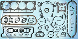 Cadillac 390 1963 Falcon Full Gasket Set Head+intake+exhaust+oil Pan+valve Cover