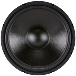 New 15 Woofer Speaker.replacement 8ohm.bass.home Audio Sub Sound.15inch.fifteen