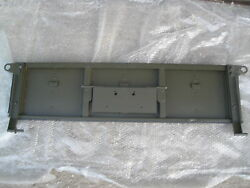 Genuine Land Rover Ex-military Tailgate For 101 Forward Control Part No 398214