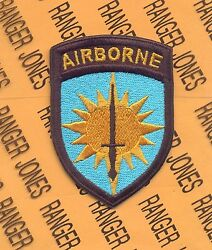 Us Army Element Special Operations Cmd Pacific Airborne Socpac Patch C/e