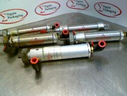 Triangle D-37543-a-1.5 Package Machinery Company Air Cylinder D-01412 Lot Of 5